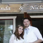 Linda & Niclas Trädgård bröllop - Lisfest.se