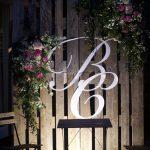 B&C Rustik Bröllop i deras trädgård - Lisfest.se