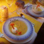 21. påsk middag