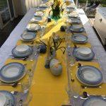 22. påsk middag