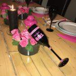 Pink & Black dinner - Lisfest.se