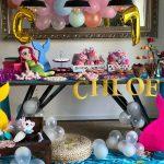 Chloe 7år kalas - Lisfest.se