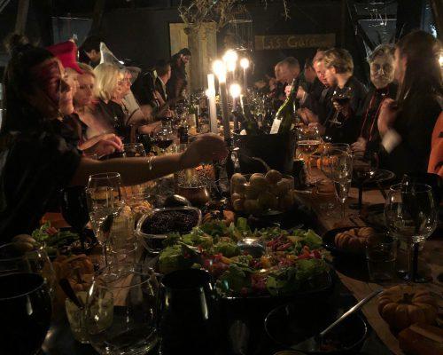 14. 35år Halloween middag - www.lisfest.se