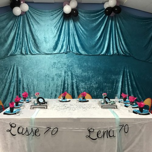 16.-70årsfest