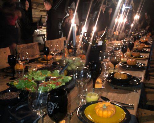 2. 35år Halloween middag - www.lisfest.se