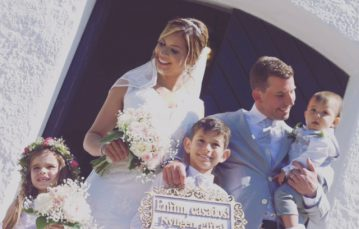 4. B&C - rustik bröllop - Lisfest