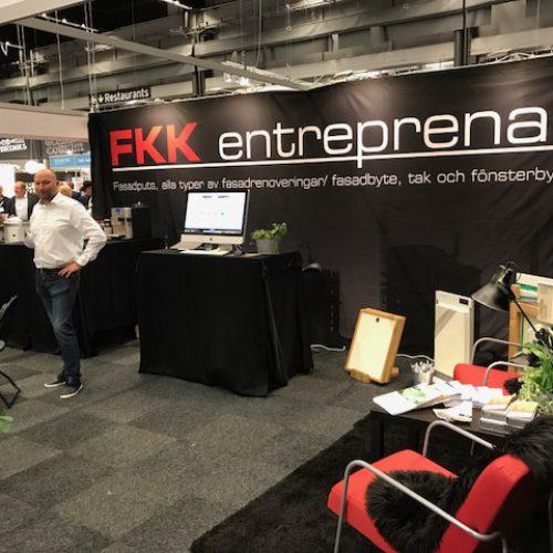 Företag mässa - FKK